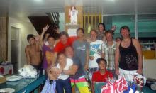 Кайт команда, Филипины, Боракай.