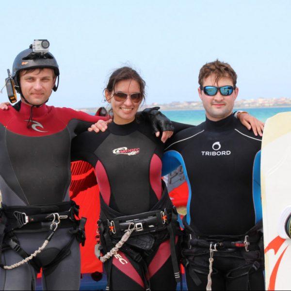 Скидка на обучение кайтсерфингу в Крыму